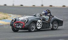 1955 Triumph TR2 Classic Race Car Photo CA-1328