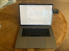 15-inch Apple MacBook Pro, 256GB SSD, w/ Touch Bar (2016, Space Gray)