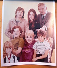 DAVID CASSIDY Partridge Family glossy10x8 inch photo: full group shot