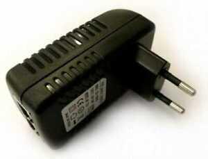 Netzteil Steckernetzteil PoE 48V 0,5A / 500mA 802.3af 24Watt
