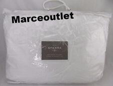 Sferra Arcadia Down Alternative Set Of Two STANDARD Pillows Soft Density