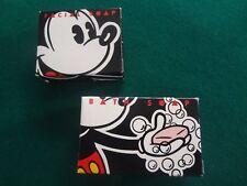 NIB Mickey Mouse Bath & Facial Soap 1955 Club box Walt Disney Resorts