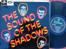 Shadows ORIG OZ LP Sound of the Shadows EX '65 MONO Columbia OSX1736 Pop Rock