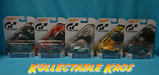 1 64 Hot Wheels - Mix C Gran Turismo Set of 5