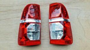 Rear Light For Toyota Hilux Vigo MK6 2005-2012 LH+RH Pair ASIA SPEC