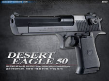 Academy Airsoft Gun Plastic Model Kit Desert Eagle 50 6mm BB Pistol Toy #17217