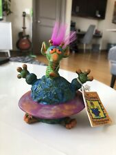 Vintage Cosmic Critters 3 Fingers Snortblat With Tag Russ