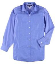 Camisas de vestir de hombre azules Tommy Hilfiger