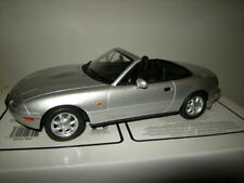 1:18 Otto Mobile Mazda MX5 silver/silber Limited Edition in OVP