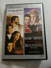 Good Will Hunting/Rounders (Dvd, 2010, Canadian French)