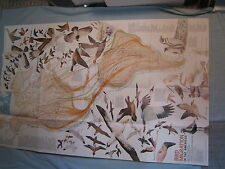 National Geographic August 1979: plus BIRD MIGRATION map * CHINESE SHIPWRECK