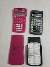 New ListingTi-30Xa, Ti-30X Iis,— Lot of 2 Scientific Calculators - Texas Inst.