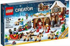 LEGO 10245 Santa's Workshop Set...