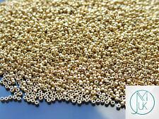 100g 557 Galvanized Starlight Toho Seed Beads 15/0 1.5mm WHOLESALE