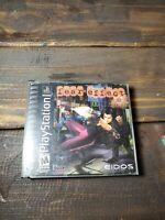 Fear Effect (Sony PlayStation 1, 2000) 4 Discs
