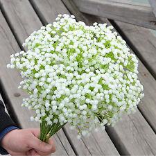Artificial Baby's Breath Gypsophila Silk Flowers Bouquet Wedding Party Decor GOD