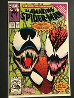 Amazing Spider-Man 363 Third Appearance of Carnage Marvel Comics MOVIE!!