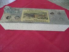 CLEVELAND INDIANS  LEAGUE PARK  STADIUM  BRICK