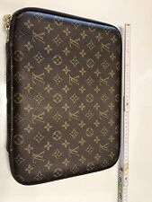 LV Louis Vuitton Laptop Notebook Tasche Aktenmappe 100% Original 35x27 Top