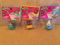 Shopkins World Vacation Exclusive Self Inking stamps