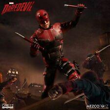 "One: 12 Collective Marvel Netflix DAREDEVIL 6"" Action Figure Mezco 1/12 In Stock"
