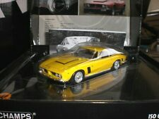 Minichamps 436128220 - Iso Grifo 7 Litri 1968 yellow  - 1:43 Made in China New