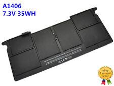 "Genuine Original A1406 Battery Apple MacBook Air 11"" A1370 Mid 2011 A1465 2012"