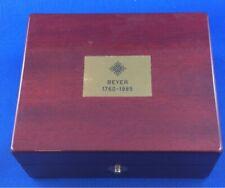 PATEK PHILIPPE 3970  BEYER BOX  VINTAGE RARE