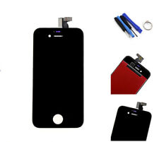 Black Front LCD Display Touch Screen Digitizer Assembly For iPhone 4S + Tools