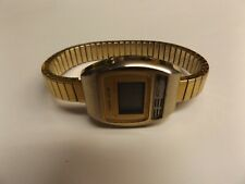 Vintage Ambassador Melody Men's Digital Wrist Watch Tested - New Battery
