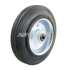 "1)14/12/10cm Shopping Trolley Basket Luggage Cart Rear Wheels Rubber Hole 8mm 4"""