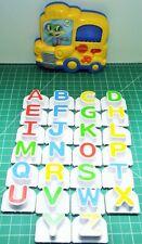 LeapFrog Fridge Phonics Magnetic Alphabet Bus w/Alphabet