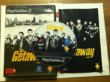 The Getaway > Playstation 2 (PS2) > Complet > PAL FR