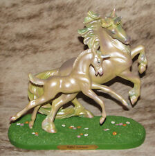 TRAIL OF PAINTED PONIES Joyful Serenade Low 1E/0277 ~ Unicorn Mother & Foal ~
