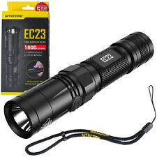 Nitecore EC23 CREE XHP35 HD E2 LED 1800 Lumens Flashlight