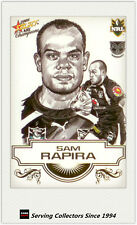 *Popular - 2008 Select NRL Champions Stars Sketch Card SK30 Sam Papira