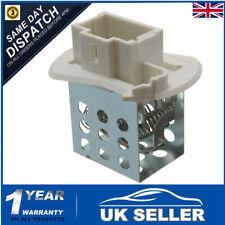 Motor Heater Blower Fan Resistor For Renault Master Nissan Interstar 7701057557