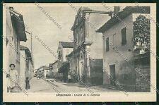 Alessandria Bassignana cartolina QK0640