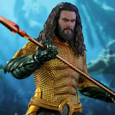 HOT TOYS Aquaman Sixth Scale 1:6 Figure NEW SEALED DOUBLEBOX