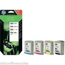HP Officejet Pro 8000 8500 8500 un tintas 4 Color MultiPack 940XL C2N93AE Iva Inc