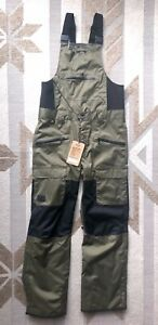 NWT $250 SAGA OUTERWEAR Anomie Snow Bib Ski Pants Bibs Army Green XL