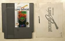 Life Force w/Manual (Nintendo Entertainment System, 1988)