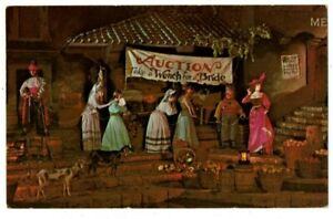 FL Florida Orlando Walt Disney World Amusement Park Pirates Caribbean Postcard