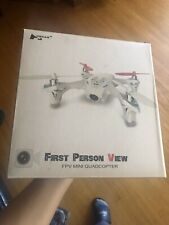 Hubsan H107D X4 5.8 Ghz FPV First Person View Quadcopter  - New
