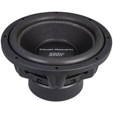 "Power Acoustik BAMF-124 1750 RMS 12"" Dual 4-Ohm Car Subwoofer Car Sub Woofer"