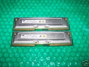 1GB Dell Dimension 8250 PC1066 -32p RDRAM RIMM, TESTED