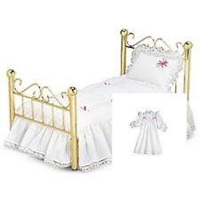 Samantha Victorian Bed Bedding 2007 American Girl Original Retired Pleasant