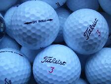 100 Titleist  DT Solo  Golfbälle  AAAA-AAA Top!