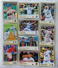 2015 TOPPS UPDATE SERIES GOLD PARALLEL US1 TO US200 /2015 COMPLETE YOUR SET.