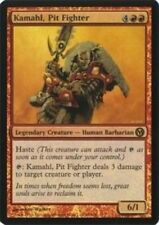 magic the gathering Kamahl, Pit Fighter (FOIL) Duels of the Planeswalkers